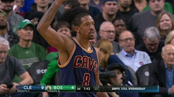 Cleveland Cavaliers at Boston Celtics from 04/05/2017