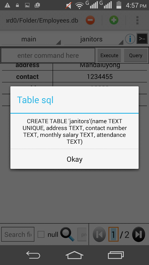 SQLite Editor APK Cracked Free Download | Cracked Android Apps