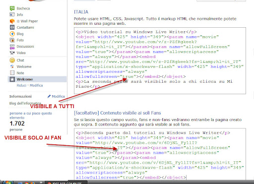 static html iframe