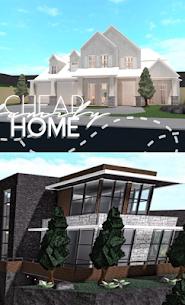 WELCOME TO BLOXBURG GUIDE : BLOXBURG HOUSE IDEAS 1