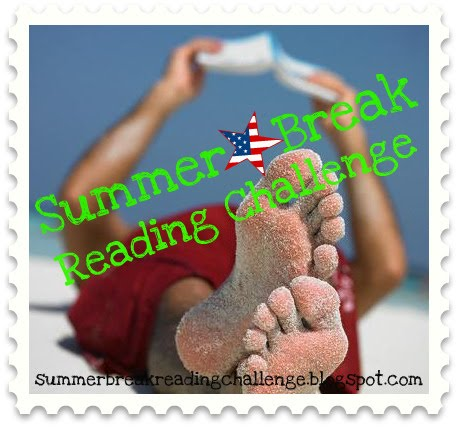 Summer Break Reading Challenge — Activity #2