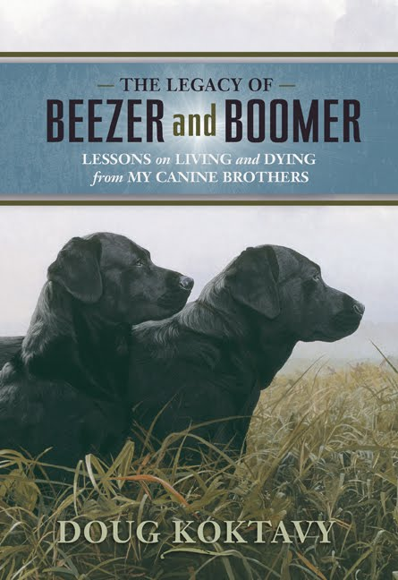 "Quick Giveaway: ""The Legacy of Beezer and Boomer"""