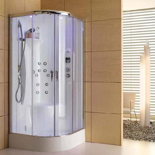 Hafro box doccia bagno turco new bi size junior 80x80 ebay - Doccia con bagno turco ...