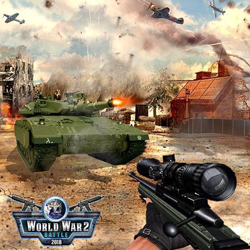 World War II FPS Shooter Action 3D - Heroes of War