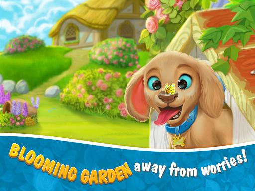 Garden Pets Puzzle