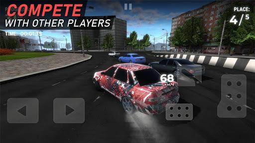Garage 54 - Car Tuning Simulator apkpoly screenshots 3