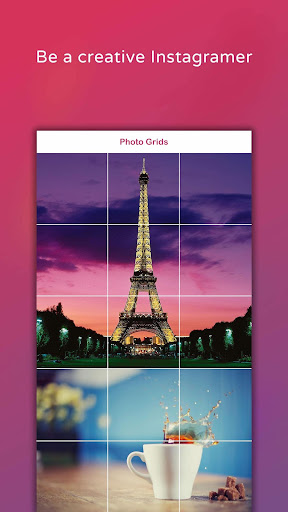 Photo Grids - Crop photos and Image for Instagram 0.26 screenshots 1