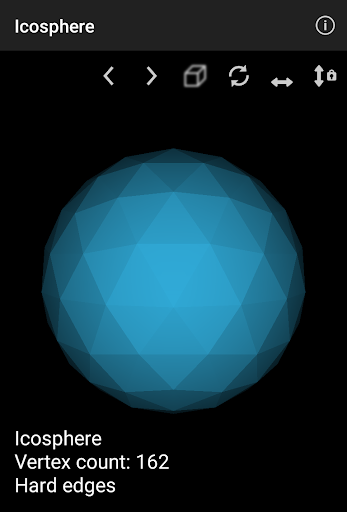 Icosphere Demo Tutorial