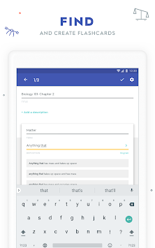 Quizlet: Learn Languages & Vocab with Flashcards APK screenshot thumbnail 7