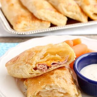 Ham and Cheese Pockets.