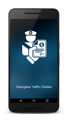 Telangana Traffic Challan - screenshot