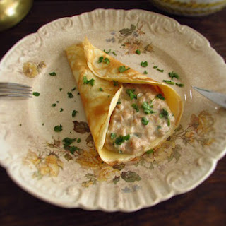 Tuna Crepes Recipes