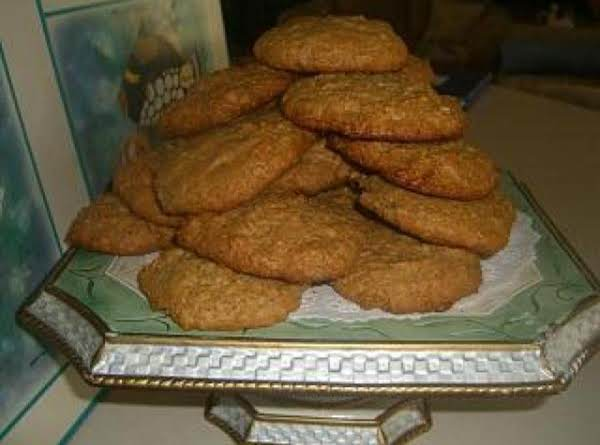 Ricebran/flaxseed Sugar Cookies Recipe