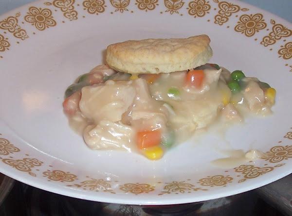 Chicken N' Biscuits Recipe