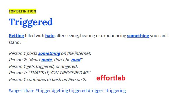 maksud-triggered