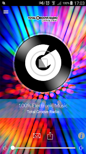 Total GrOOve Radio- screenshot thumbnail