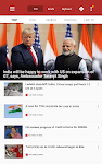 screenshot of News by The Times of India Newspaper - Latest News
