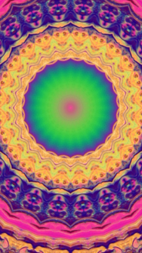 Psychedelic Live Wallpaper Apk