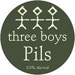 Three Boys Pils
