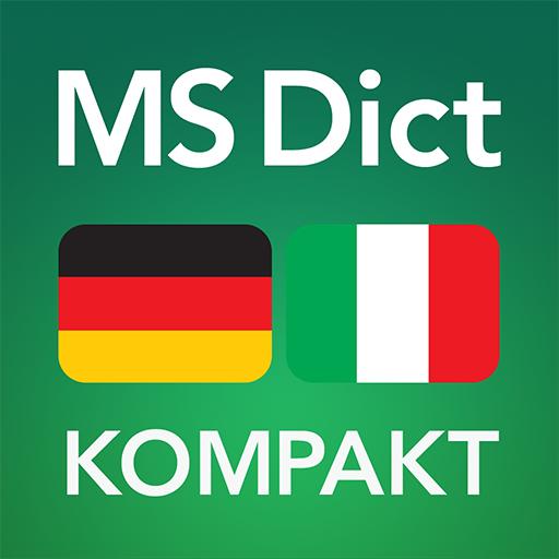Dictionary Italian<>German Icon