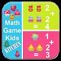 Kids Kitchen Easy Math icon