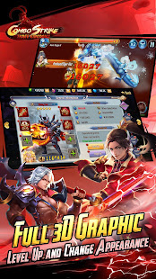How to hack Combo Strike - Three Kingdoms for android free