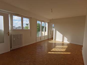 Appartement 2 pièces 38,2 m2