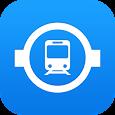 韩巢韩国地铁 - 首尔地铁、釜山地铁线路图,韩国旅游必备 icon
