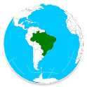GeoAtlas - Geografia do Brasil icon