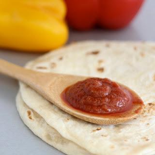 Homemade Taco Sauce.