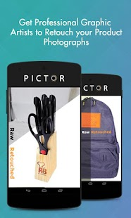 Pictor Camera - Product Photo- screenshot thumbnail