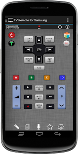 TV Remote for Samsung (Smart TV Remote Control)- screenshot thumbnail