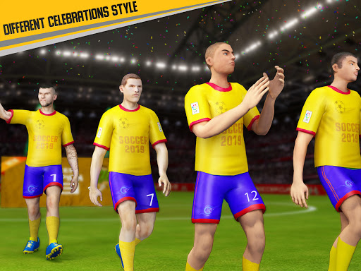 Soccer League Dream 2021: World Football Cup Game apkmr screenshots 14