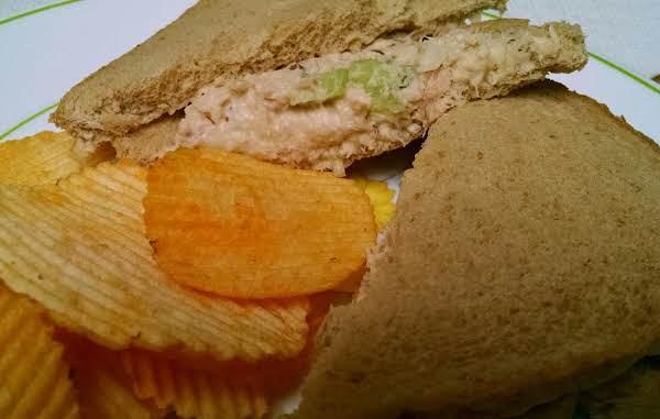 Ellen's New And Improved Tuna Salad Recipe