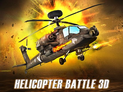 Helicopter Battle 3D- screenshot thumbnail