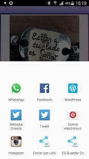 Free Frases Sonidos Compartir - screenshot thumbnail
