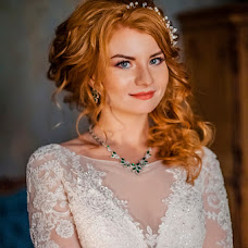 Wedding photographer Irina Petrova (loveandwedding). Photo of 01.11.2016