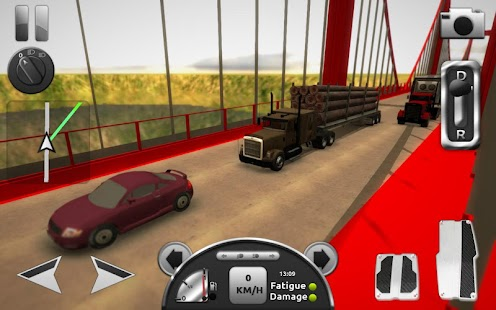 Truck Simulator 3D Screenshot