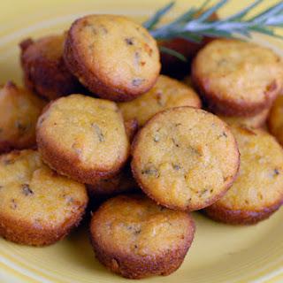 Lemon Rosemary Mini-Muffins Recipe