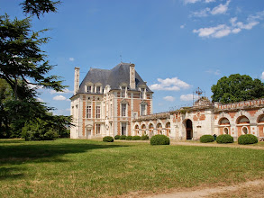 Photo: Château de Selles©ADT41-P.Besse