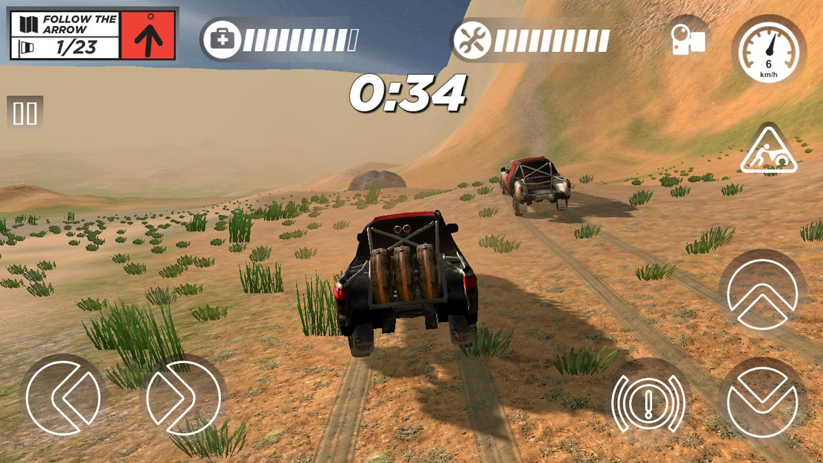 Dakar game applications android sur google play for Salon 7 places dakar