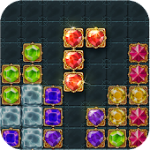 Block Puzzle Jewel : diamonds