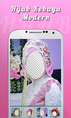 Modern Hijab Kebaya - screenshot