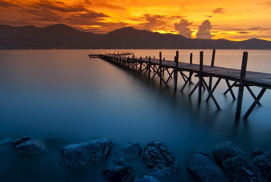 SILENT by Hajar Wisnu Dwiputra - Landscapes Beaches