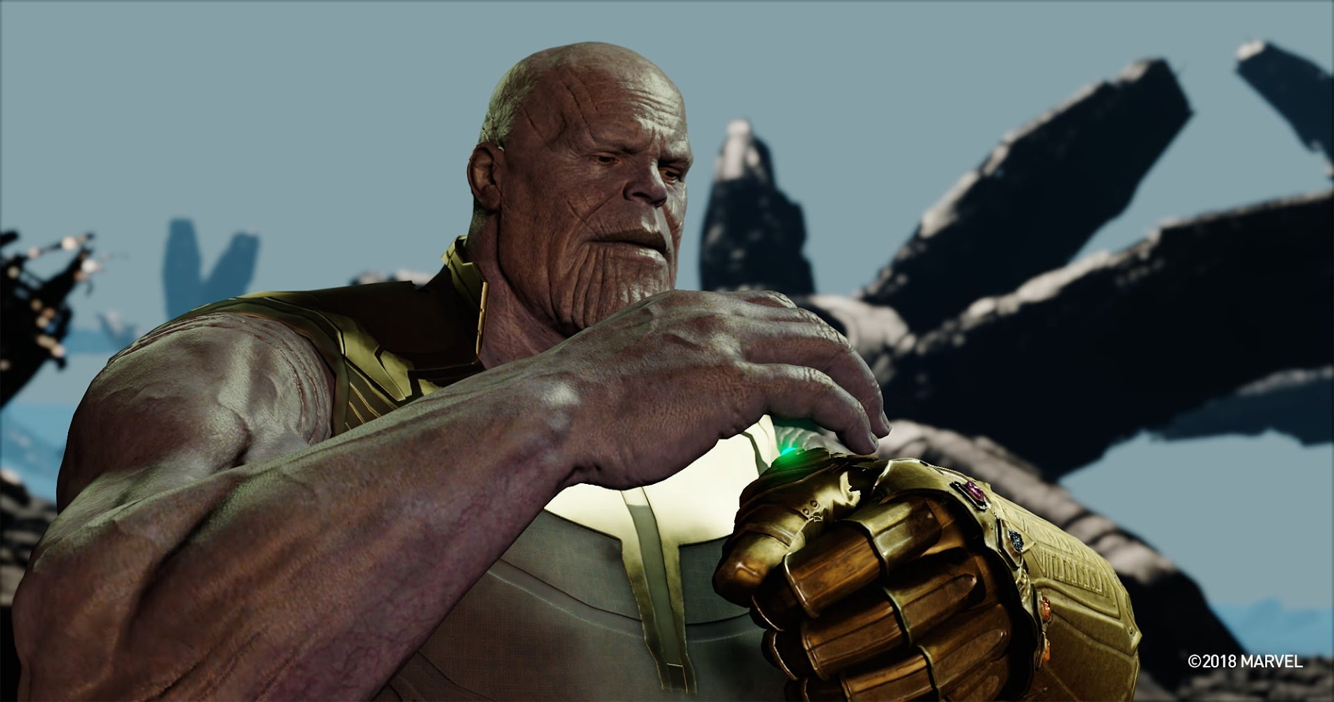 Avengers: Infinity War VFX Breakdown - Animation Boss