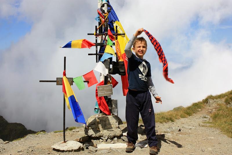 Moldoveanu (2544m)