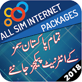 All Sims Internet Packages 2018