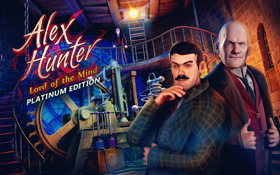 Alex Hunter: Lord of the Mind apk screenshot