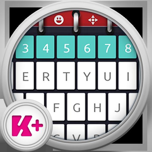 キーボードプラスカレンダー 個人化 App LOGO-APP試玩