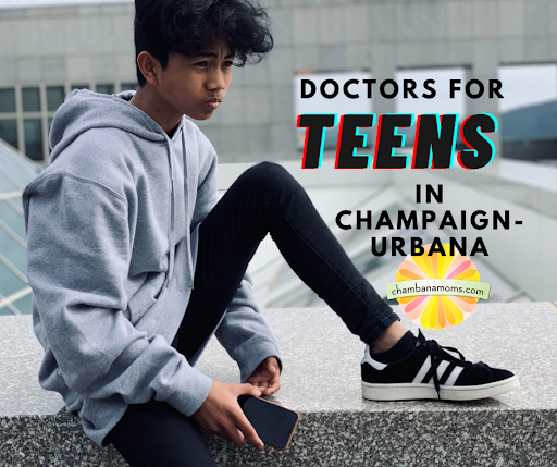 Doctors for Teens in the Champaign-Urbana Area